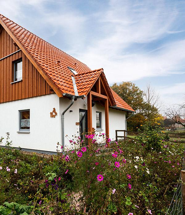 Holzrahmenbau Unternehmen, Referenz Haus Grosse, Karl Hoffmeister GmbH