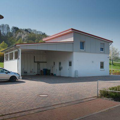 Rettungswache Friedland