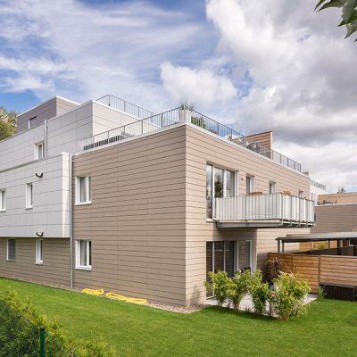 Wohnungsbau, Göttingen